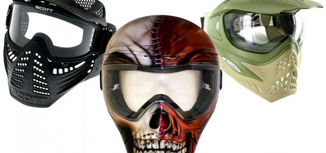 """Picking the correct face mask is the most important thing you can do. Like the old quote goes without a good paintball mask """"You'll poke your eye out!"""" Plus you […]"""